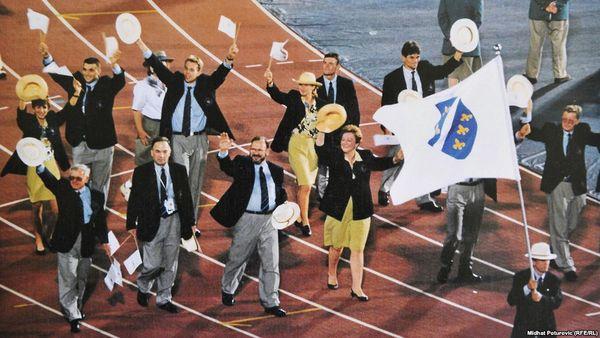 Bosnia olympic