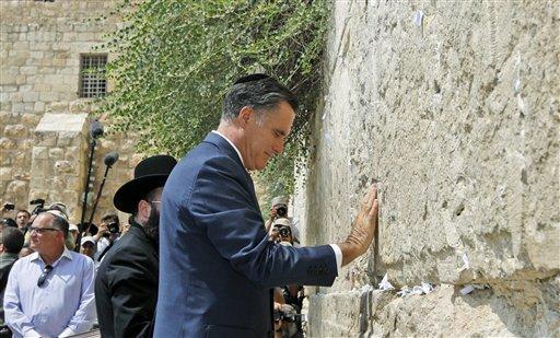 Romney wall