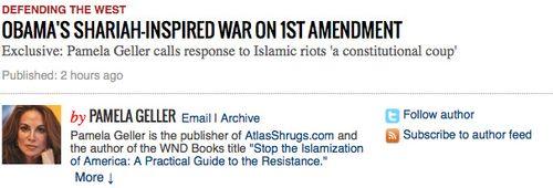 Obama's Shariah-inspired war on 1st Amendment_1348022403381