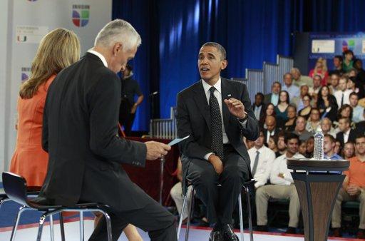 Obama crotch