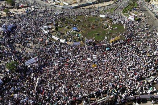 Tahrir-protest