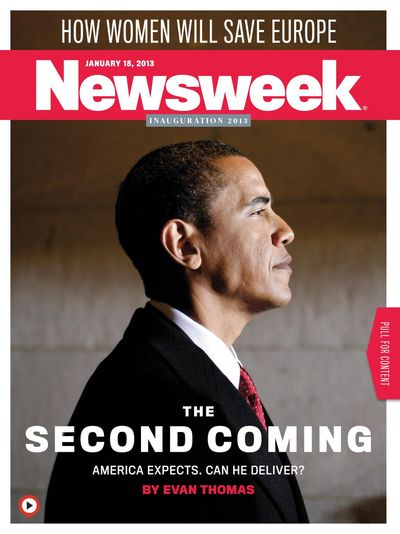 Newsweek second coming