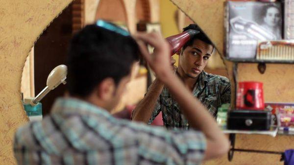 Gaza hair