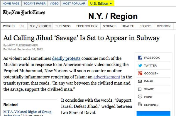 Ad Urging Defeat of Jihad to Appear in New York Subway - NYTimes.com_1348038464676