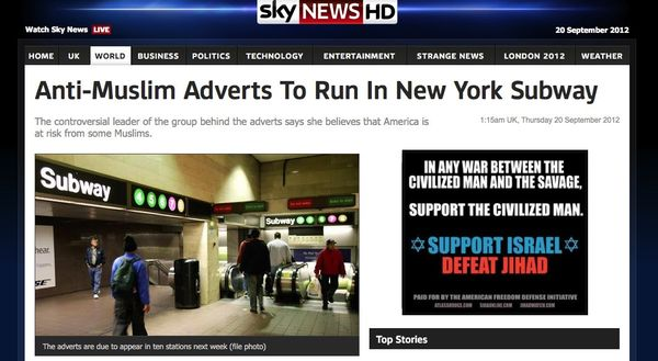 Anti-Muslim Adverts To Run In New York Subway_1348104268851
