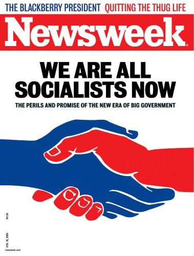 Newsweek-socialism