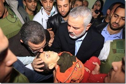 Hamas lies