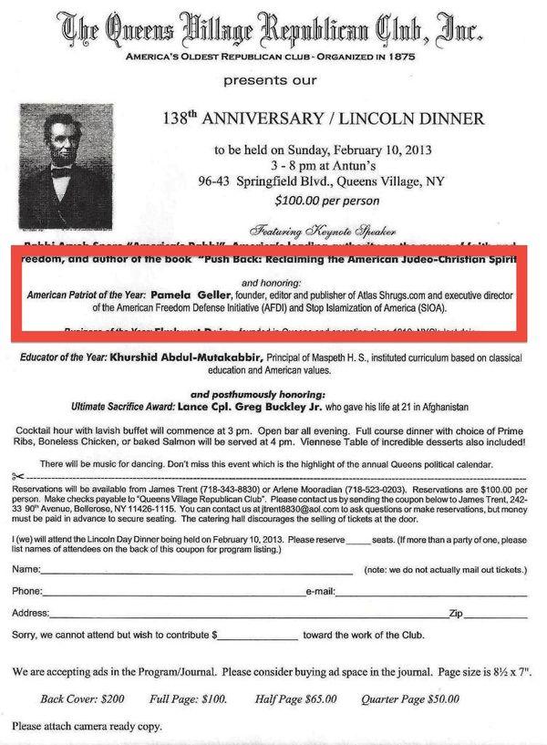 Lincoln Dinner 2013-5