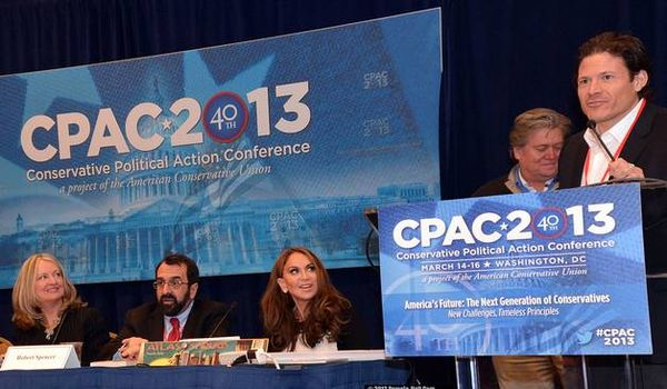 Cpac geller panel bannon larry
