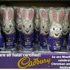 Cabury halal