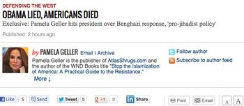 Obama lied, Americans died_1351044969397
