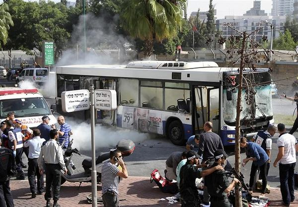 Tel aviv busbombing