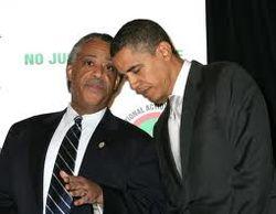 Obama sharpton