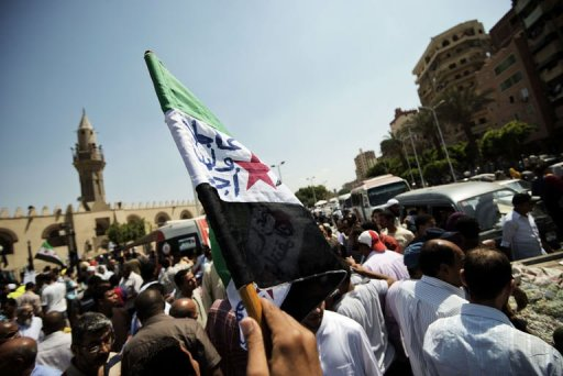 Egypt syria