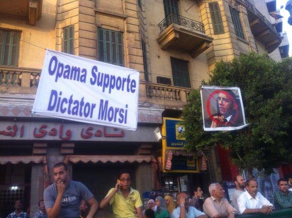 Obama morsi
