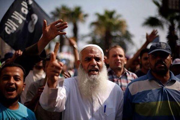 Egypt alqaeda