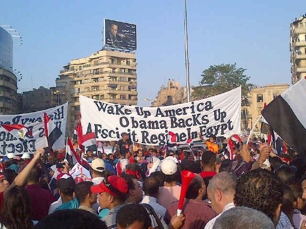 Obam egypt