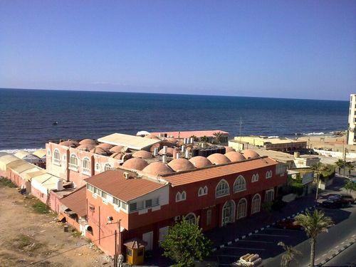 Gaza beach hotel