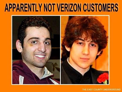 Verizon twins