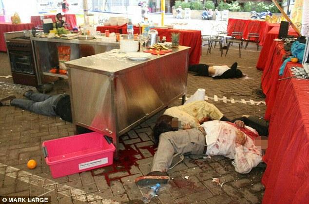 Muslim horror in kneya
