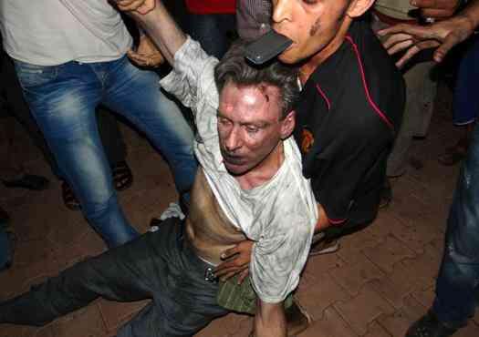 Benghazi stevens