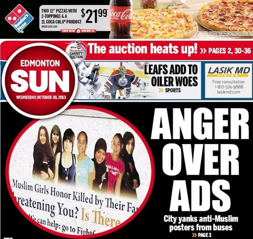 Honour Killings SIOA Edmonton