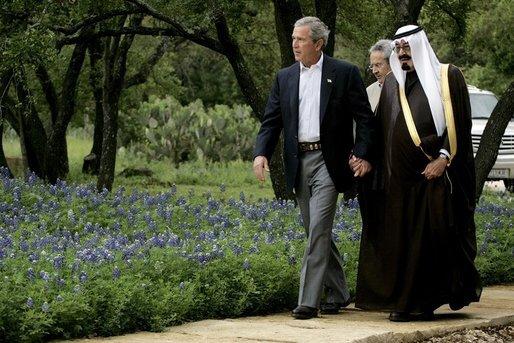 Bush_saudi_2005
